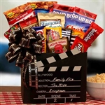Family Flix Movie Night Gift Box & Redbox Card