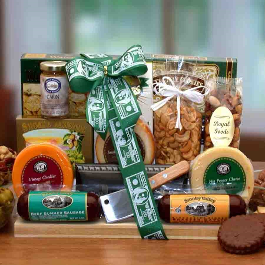 Express your gratitude with an assortment of salty snacks. How can you express your sincere thanks when that special someone special goes above and beyond? Saying thanks for a special favor, a great gift, a kind word, or a loyal show of support, is easie #gift