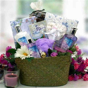 Healing Spa Gift Set - Encourage her to relax and heal her mind and body.