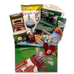 Last Minute Golfers Gift - A Golfers Dream box!