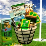 Golfers Wisdom Bucket - Wise Golfers will Choose This Gift!