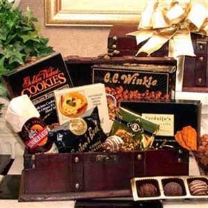 Executive's Gourmet Desk Caddy