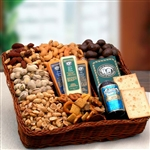 Snackers Delight Nut and Snack Tray