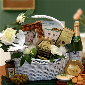 Last Minute Wedding Basket