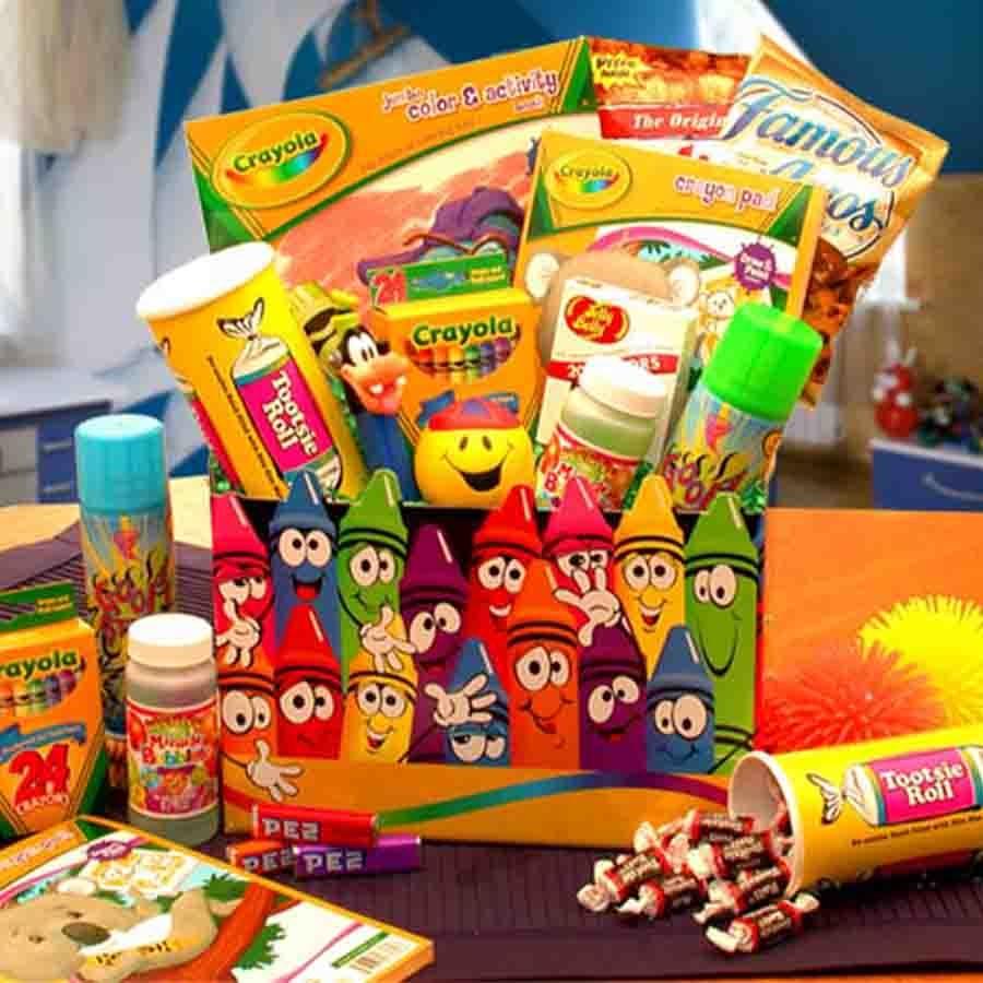 Crayola Childrens Gift Collection