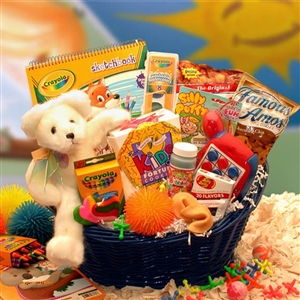 Childrens Activity Gift Basket