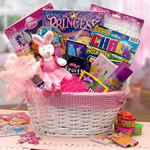 A Little Princess Gift Basket