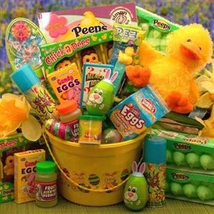 Duck A Doodle Easter Gift Basket