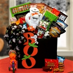 Boo Halloween Party Gift Box