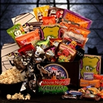 Halloween Scarefest Movie Gift Box & Redbox Card