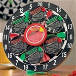 Bullseye Dartboard Gift Set - Definitely a Bullseye with This Gift!