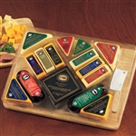 The Ultimate Gourmet Cutting Board - This makes a great party gift!