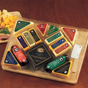 The Ultimate Gourmet Collection and Cutting Board
