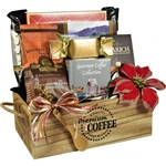 Jingle Java Coffee Gift Basket