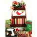 Cardinal Christmas Deluxe Gift Tower