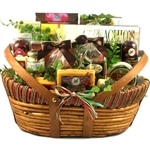 Home For The Holidays Gift Basket Large