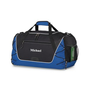 Personalized Sports Duffel Bag