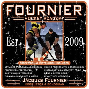 Personalized Hockey Academy Beer Stein