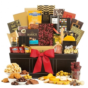 Fit for Royalty Gourmet Basket