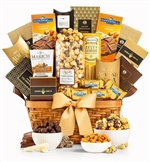 The Good as Gold Grand Baskets