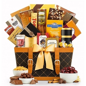 Gourmet Treasures Gift Chest