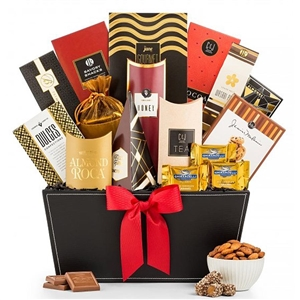 The Ritz Gift Basket - An exquisite gourmet collection!