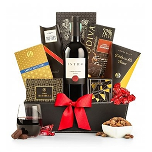 Fifth Avenue Classic Gift Basket