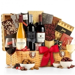 Country Estate Wine Gift Basket