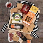 Gourmet Meat and Cheese Crate