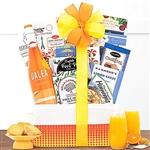 Mimosas for Mom Gift Basket