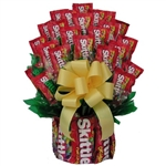 Skittles Candy Bouquet Comes in Two Sizes
