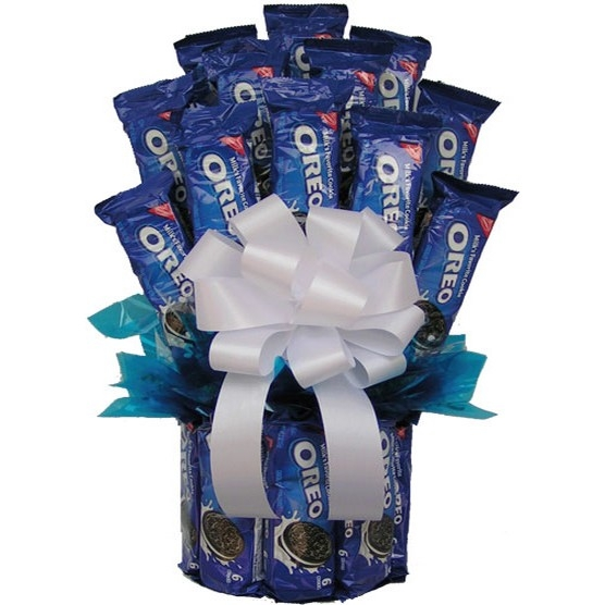 Oreo Cookie Bouquet Cookie Gift Bouquet