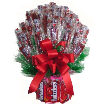 Twizzler Candy Bouquet Candy Gift Bouquet