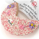 Giant Mother's Day Fortune Cookie - It's The Perfect Gift And Greeting All In One!