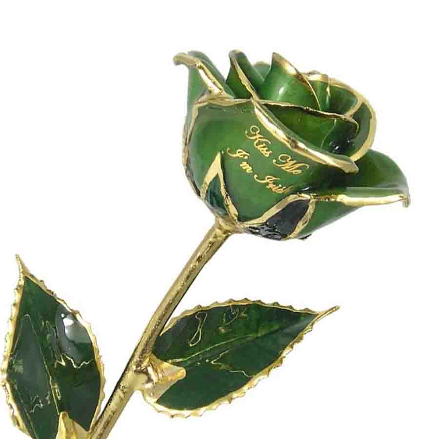 Kiss Me I'm Irish Rose