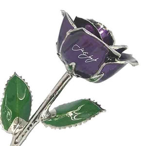 Signature Rose  - Choose Rose Color and Trim