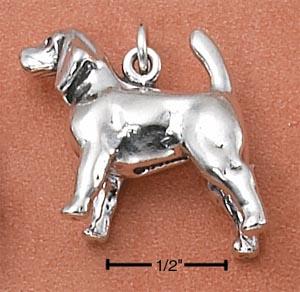 Beagle Charm - Charms and Lockets Jewelry