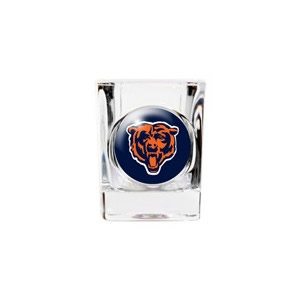 Personalized Chicago Bears Shot Glass
