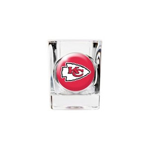 Kansas City Chiefs Personalized Shot Glass