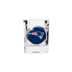Personalized Patriots Shot Glass